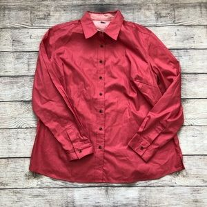 Chestnut Hill Button Up, XL